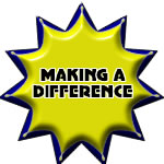 Making a Difference Badge